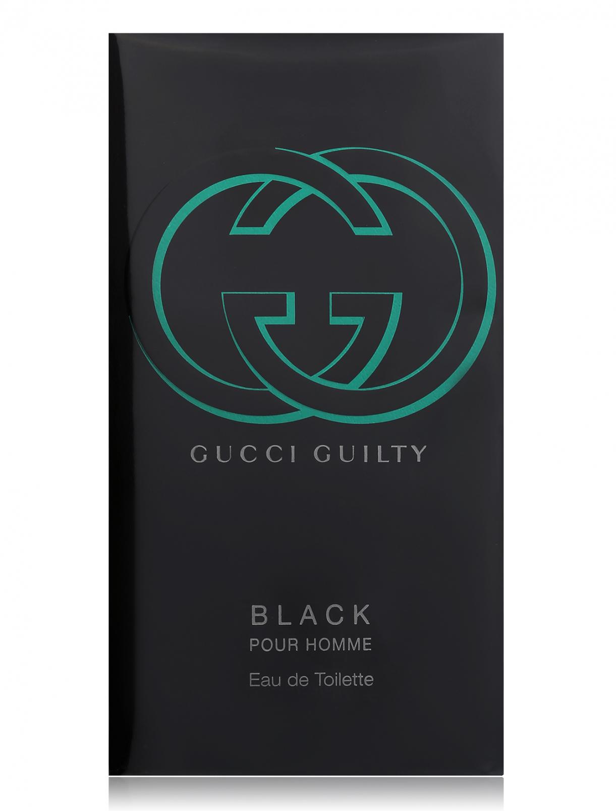 Туалетная вода - Guilty Black, 50ml Gucci  –  Модель Общий вид