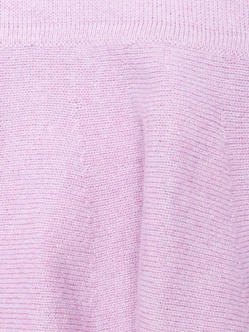 Платье из шерсти - Деталь