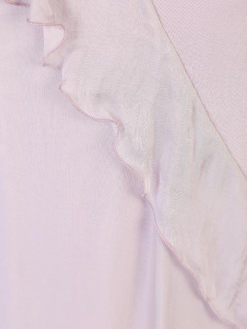 Платье из вискозы асимметричное DEHA - Деталь1
