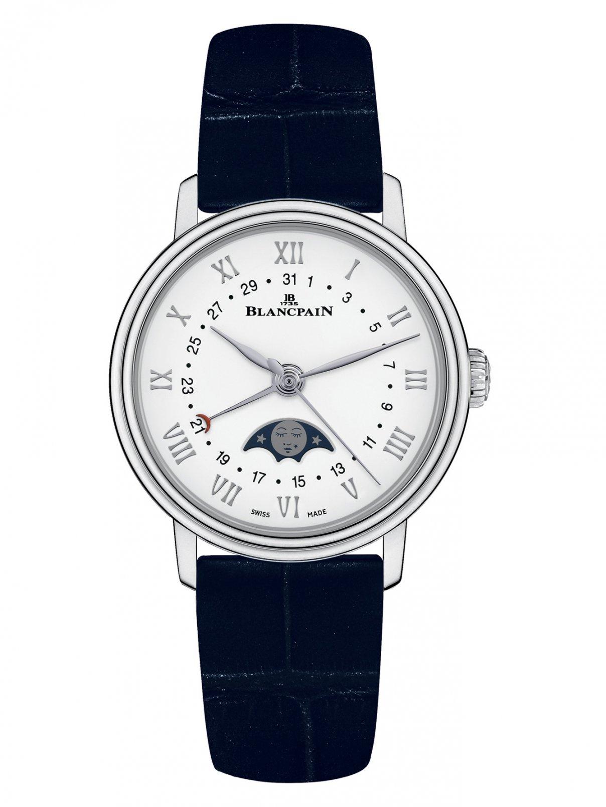 Часы 6106-1127-55A Villeret Blancpain  –  Общий вид