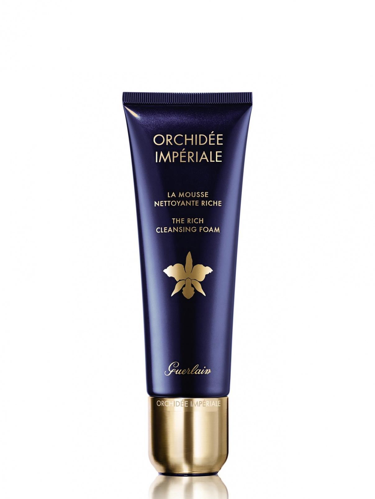 Гель-пенка для лица Orchidee Imperiale, 125 мл Guerlain  –  Общий вид