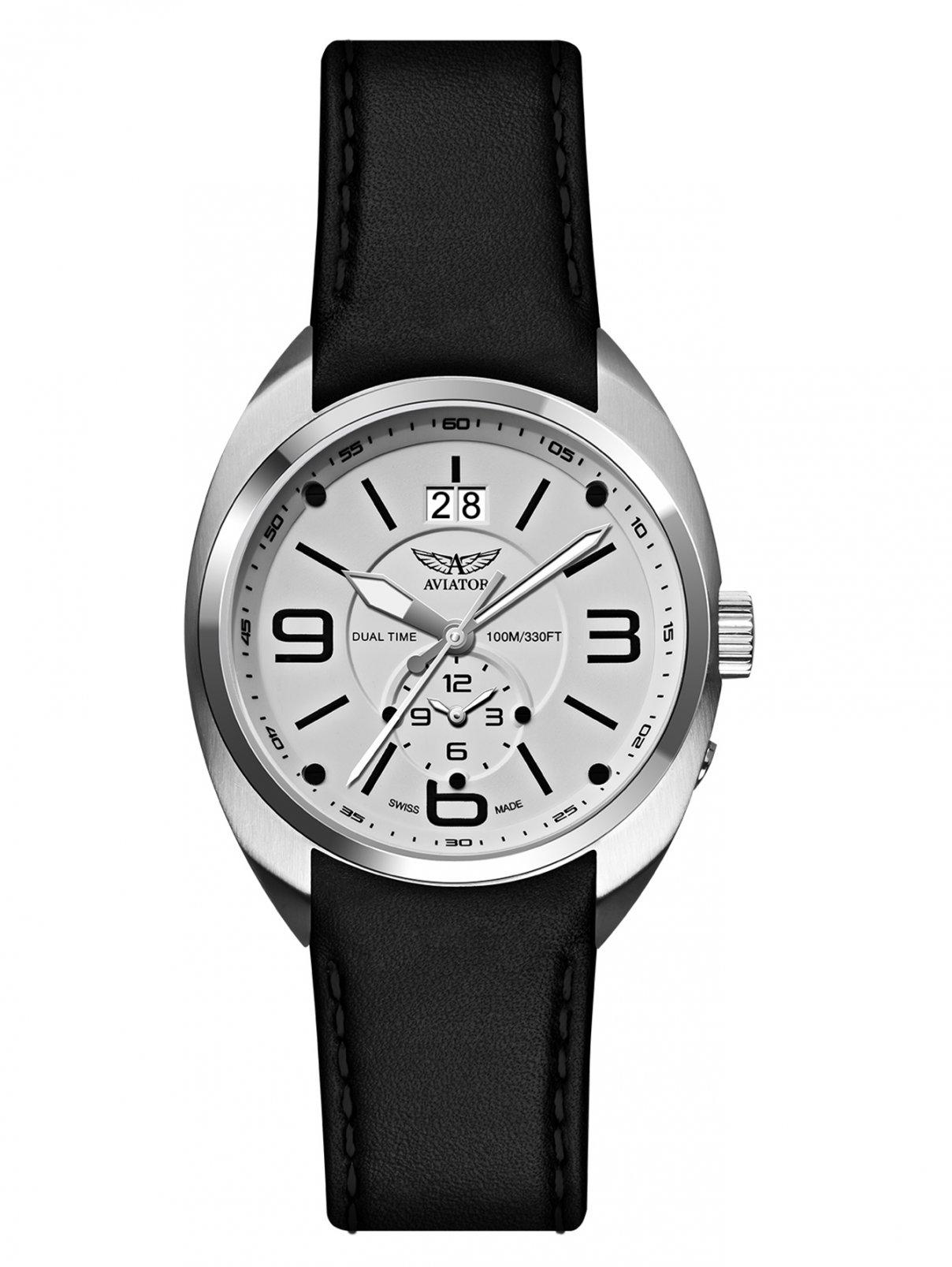 Часы M.1.14.0.085.4 Aviator  –  Общий вид