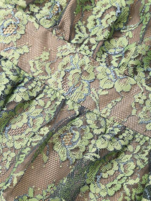 Платье-миди из кружева с рукавами 3/4 Akhmadullina Dreams - Деталь