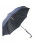 Зонт-трость с металлической ручкой Pasotti  –  Общий вид