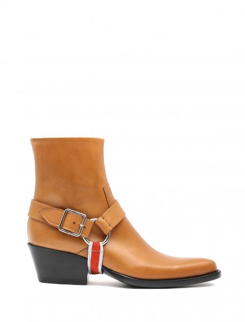 Ботинки кожаные Calvin Klein 205W39NYC - Общий вид