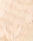 Шарф из шелка с меховой отделкой Yves Salomon  –  Деталь