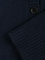 Кардиган из смесовой шерсти с декоративной отделкой Tara Jarmon  –  Деталь1