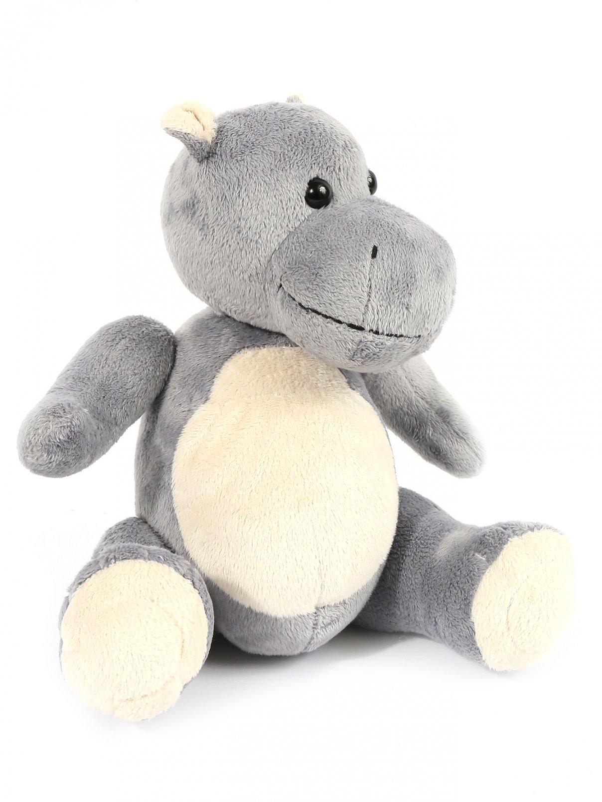 Плюшевый бегемот Charlie Bears  –  Общий вид