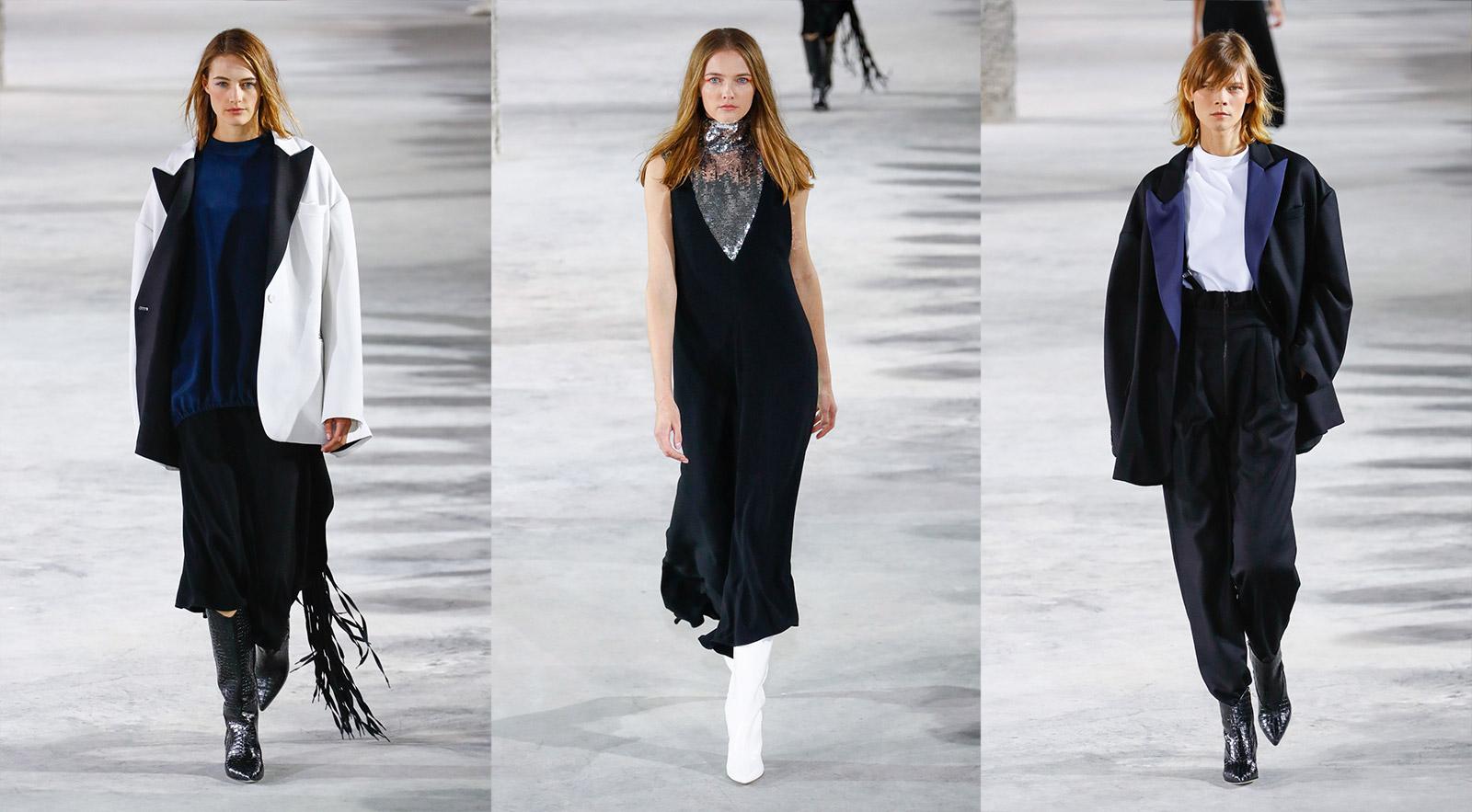 a93af20388262f6 Мне нравится видеть, как индивидуальность человека проявляется в его стиле  одежды. И я думаю, что стиль женщины должен основываться на противоречиях:  ...