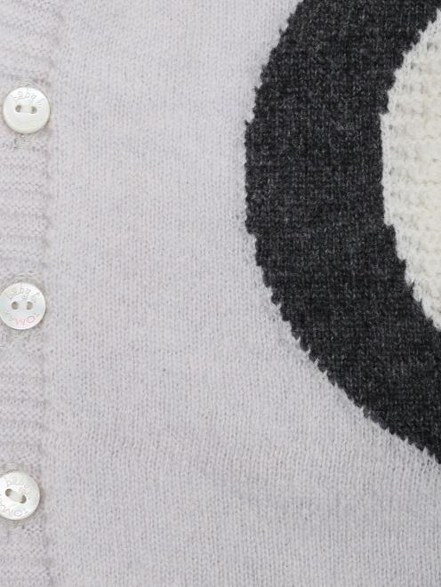 Костюм из шерсти и кашемира Tomax - Деталь1