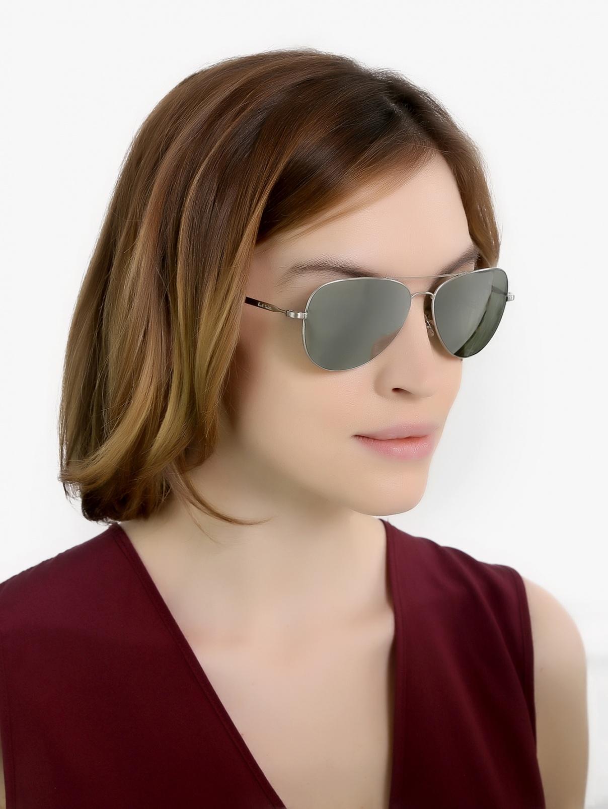 Солнцезащитные очки-авиаторы Paul Smith  –  Модель Общий вид