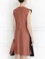 Шерстяное платье с запахом Sportmax  –  Модель Верх-Низ1