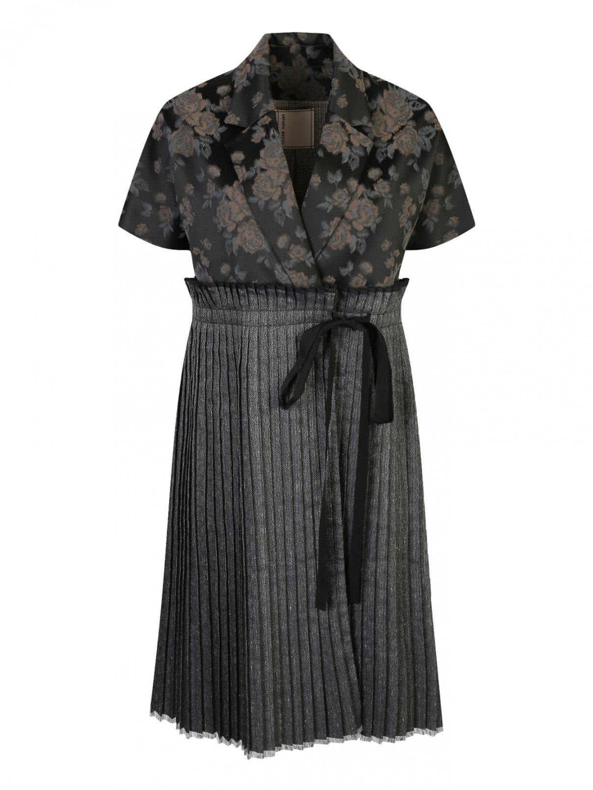 Платье с узором и запахом Antonio Marras  –  Общий вид