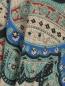 Юбка из шерсти с принтом пейсли Etro  –  Деталь1