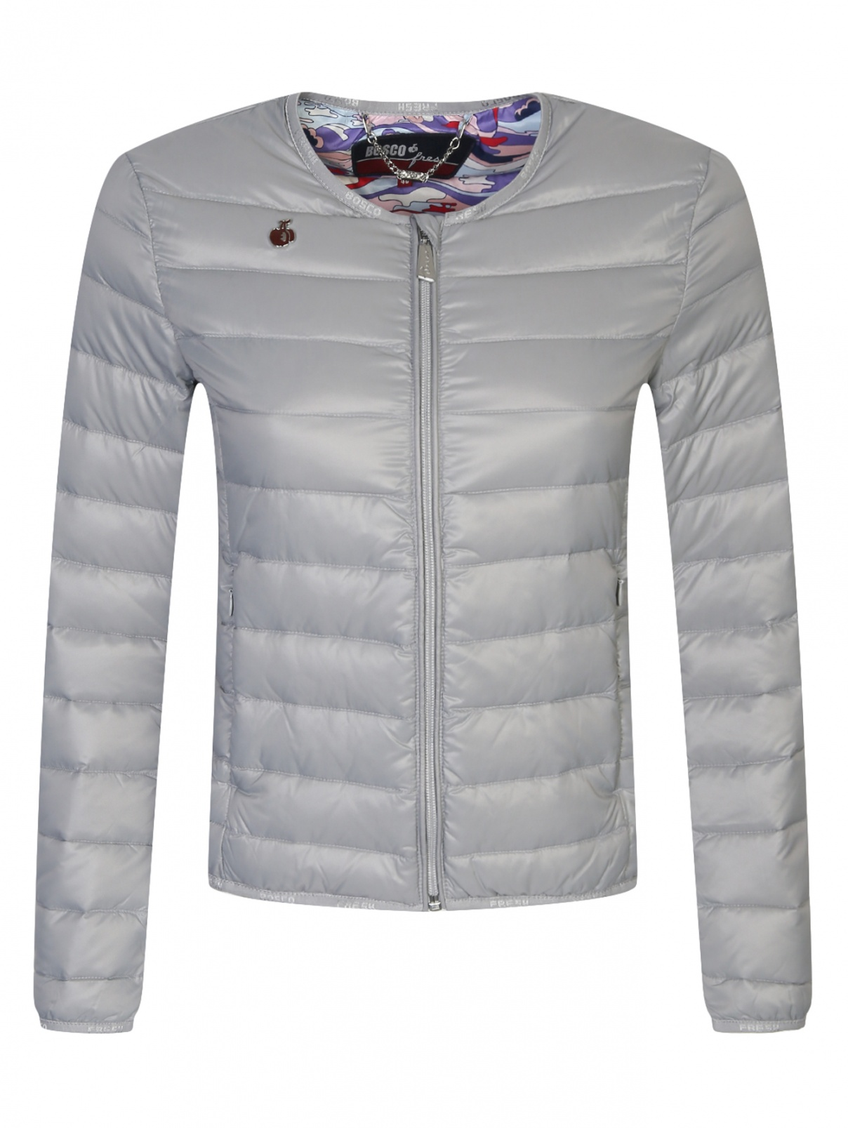 Стеганая куртка на молнии Bosco Fresh  –  Общий вид