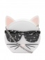 Сумка из пластика на цепочке Karl Lagerfeld  –  Общий вид