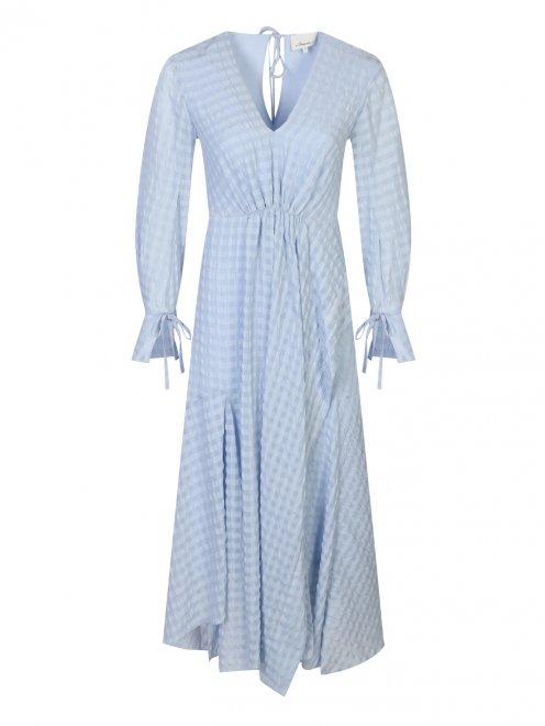 Платье-миди свободного кроя 3.1 Phillip Lim - Общий вид