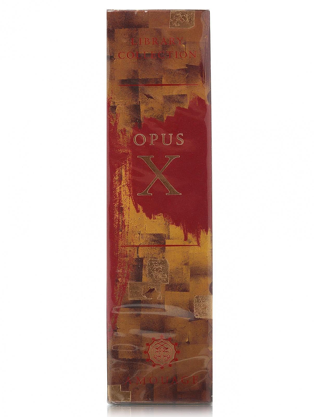 Парфюмерия - Opus x, Library Collection, 100ml Amouage  –  Модель Общий вид