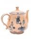 Чайник из фарфора с узором Richard Ginori 1735  –  Обтравка1