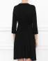 Платье трикотажное с драпировкой Pietro Brunelli  –  МодельВерхНиз1