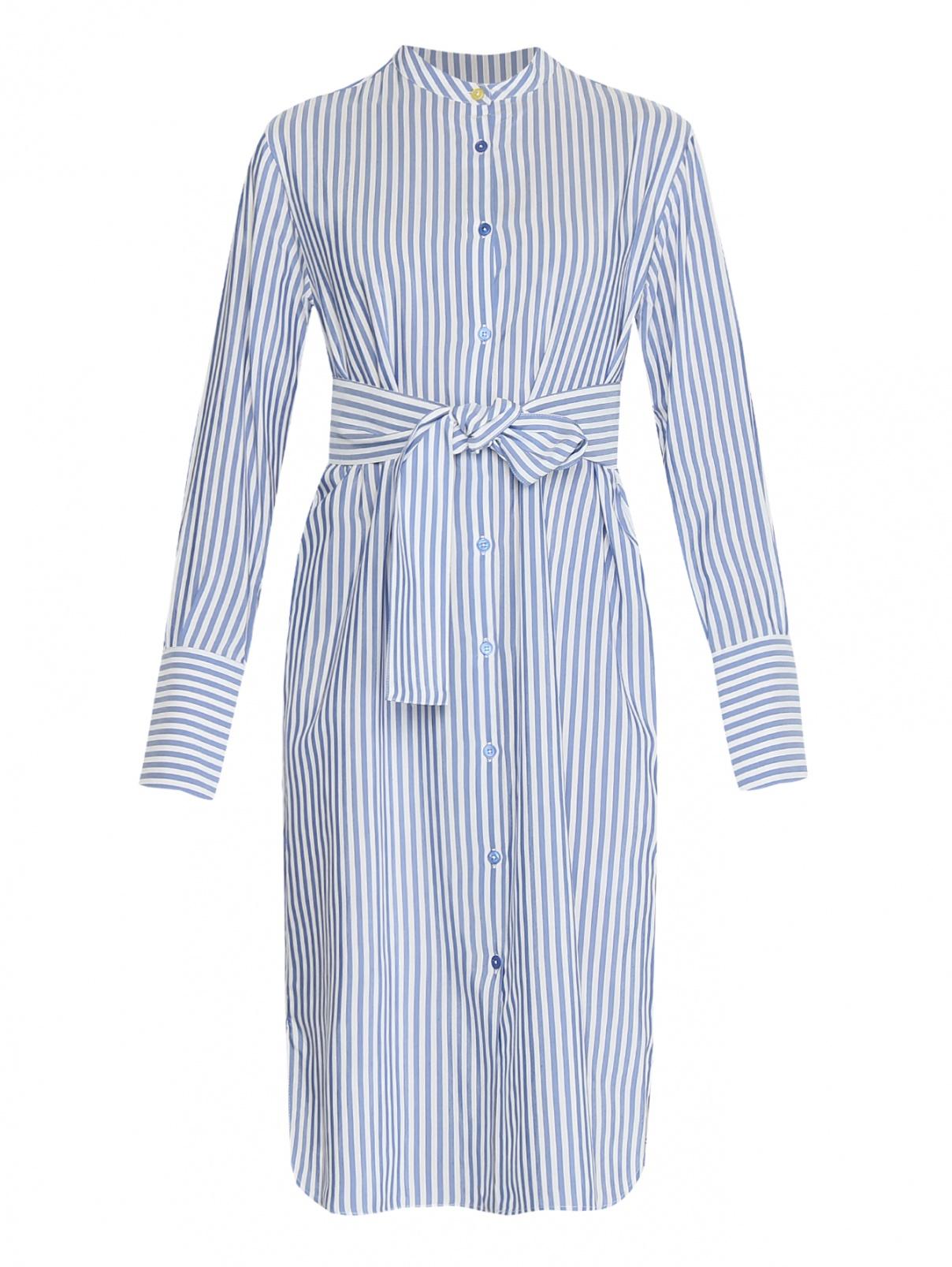 Платье-рубашка в полоску Paul Smith  –  Общий вид
