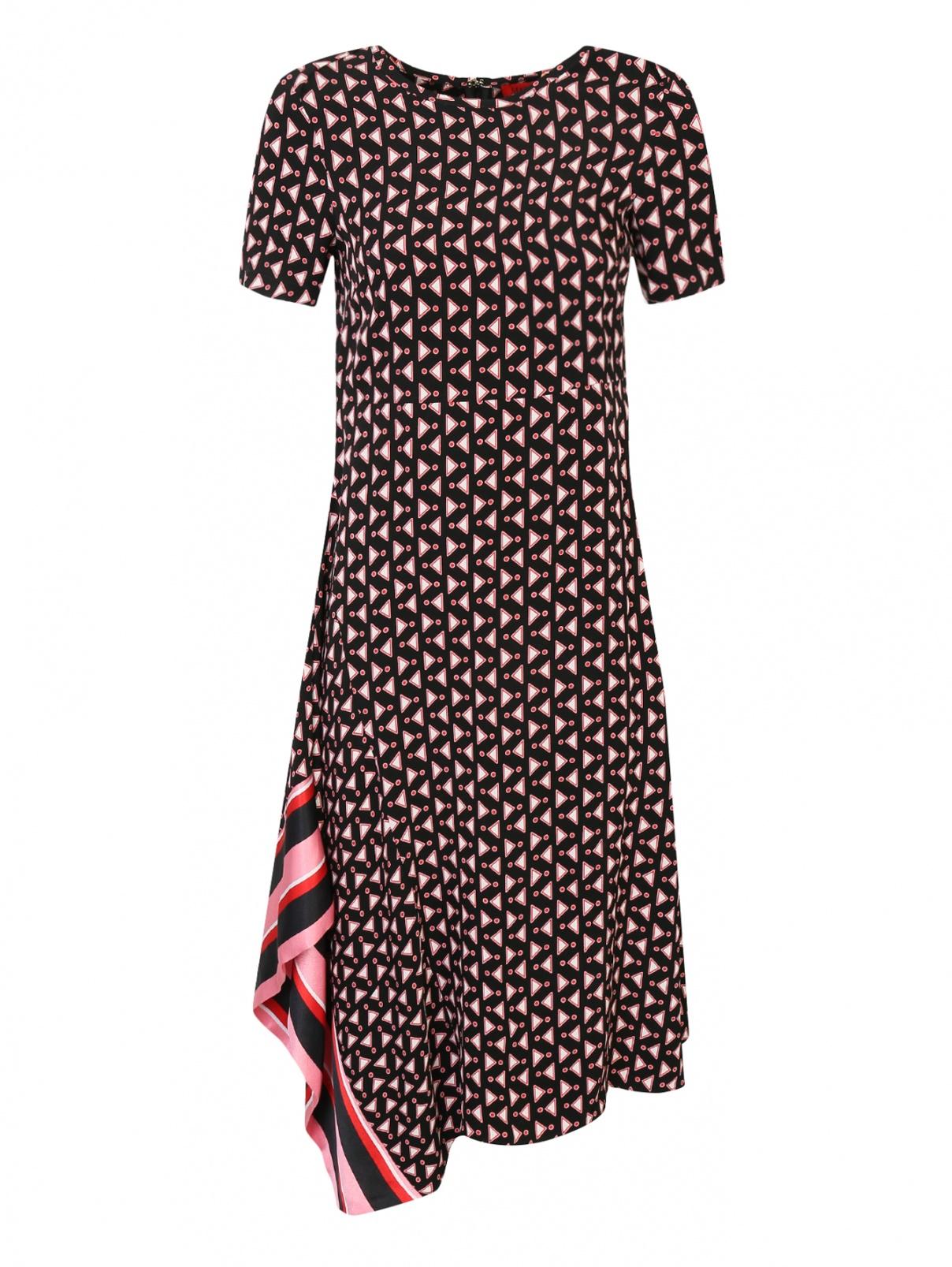 Платье с узором Max&Co  –  Общий вид