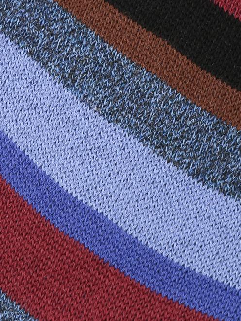 Носки из хлопка с узором Paul Smith - Деталь