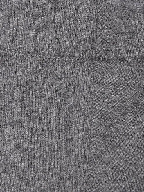 Леггинсы из хлопка с принтом - Деталь1