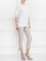 Брюки из льна Armani Jeans  –  Модель Общий вид