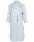 Платье-рубашка из шелка Maison Martin Margiela  –  Общий вид