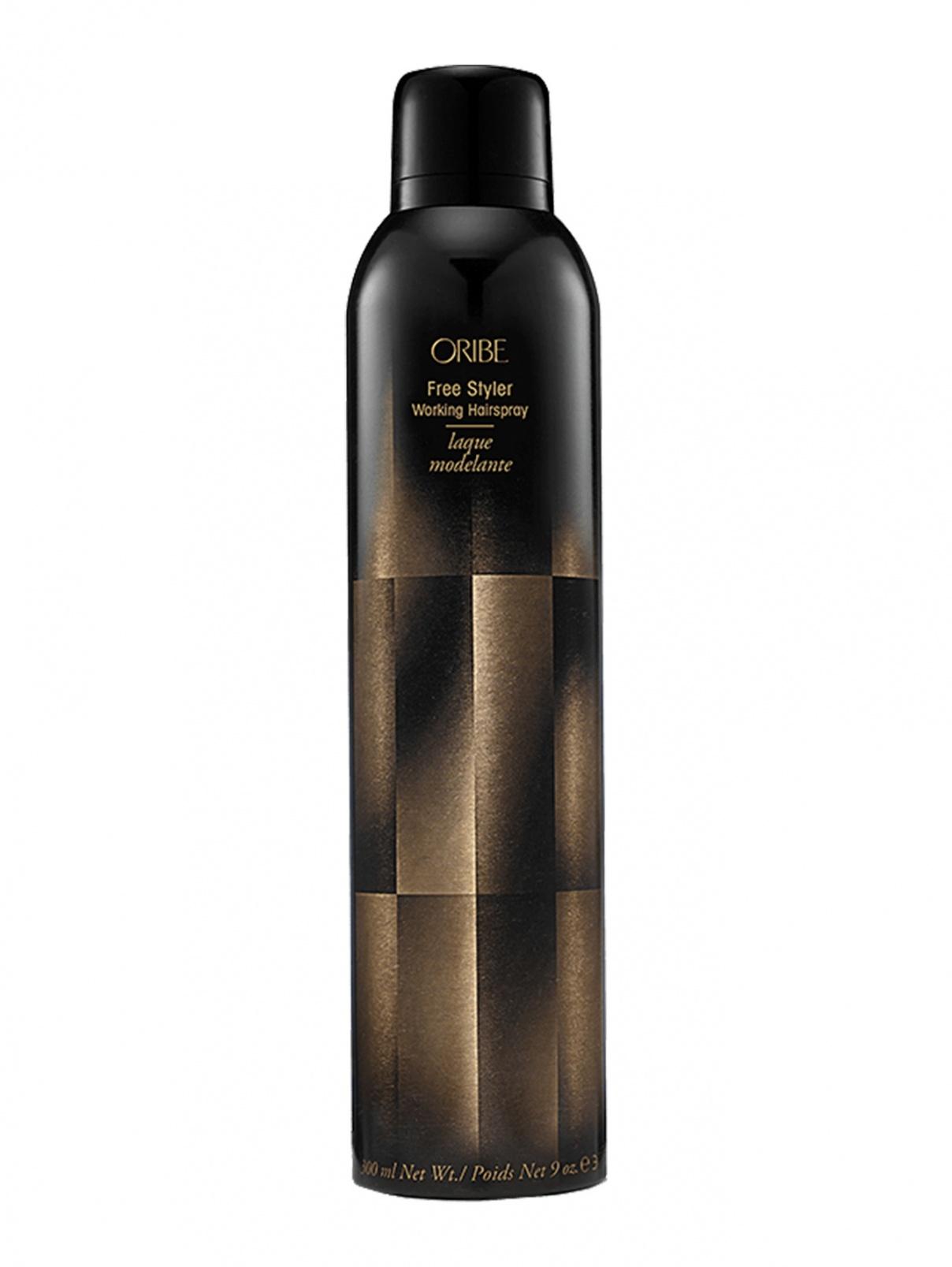 """Спрей для подвижной фиксации """"Свобода стиля"""" 300 мл Hair Care Oribe  –  Общий вид"""