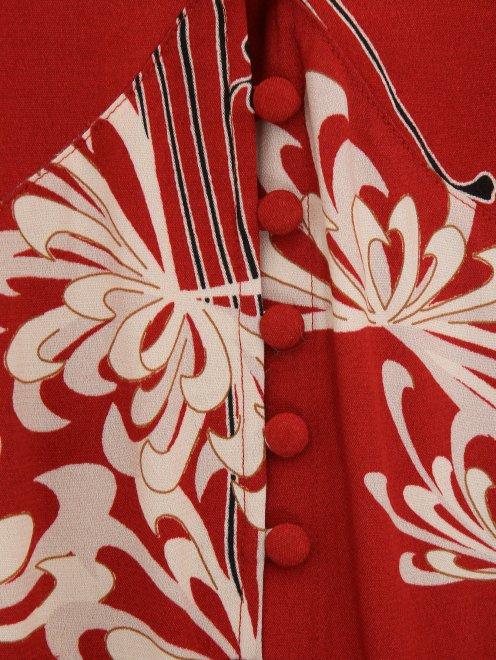 Платье с узором - Деталь1