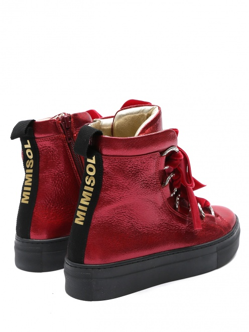 Ботинки - Обтравка2