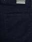 Хлопковые брюки-клеш J Brand  –  Деталь