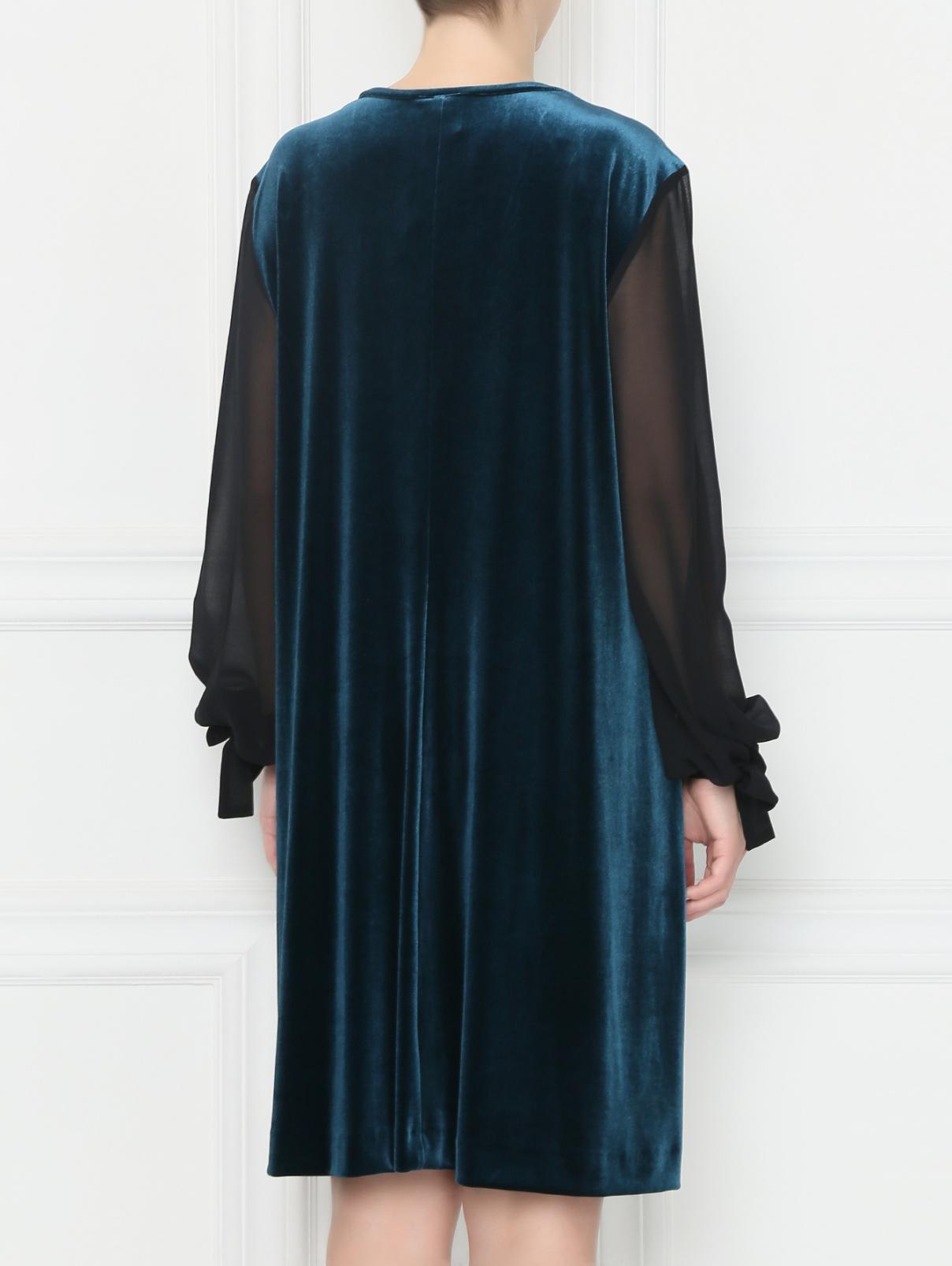 платья из бархата свободного покроя фото все рекомендации