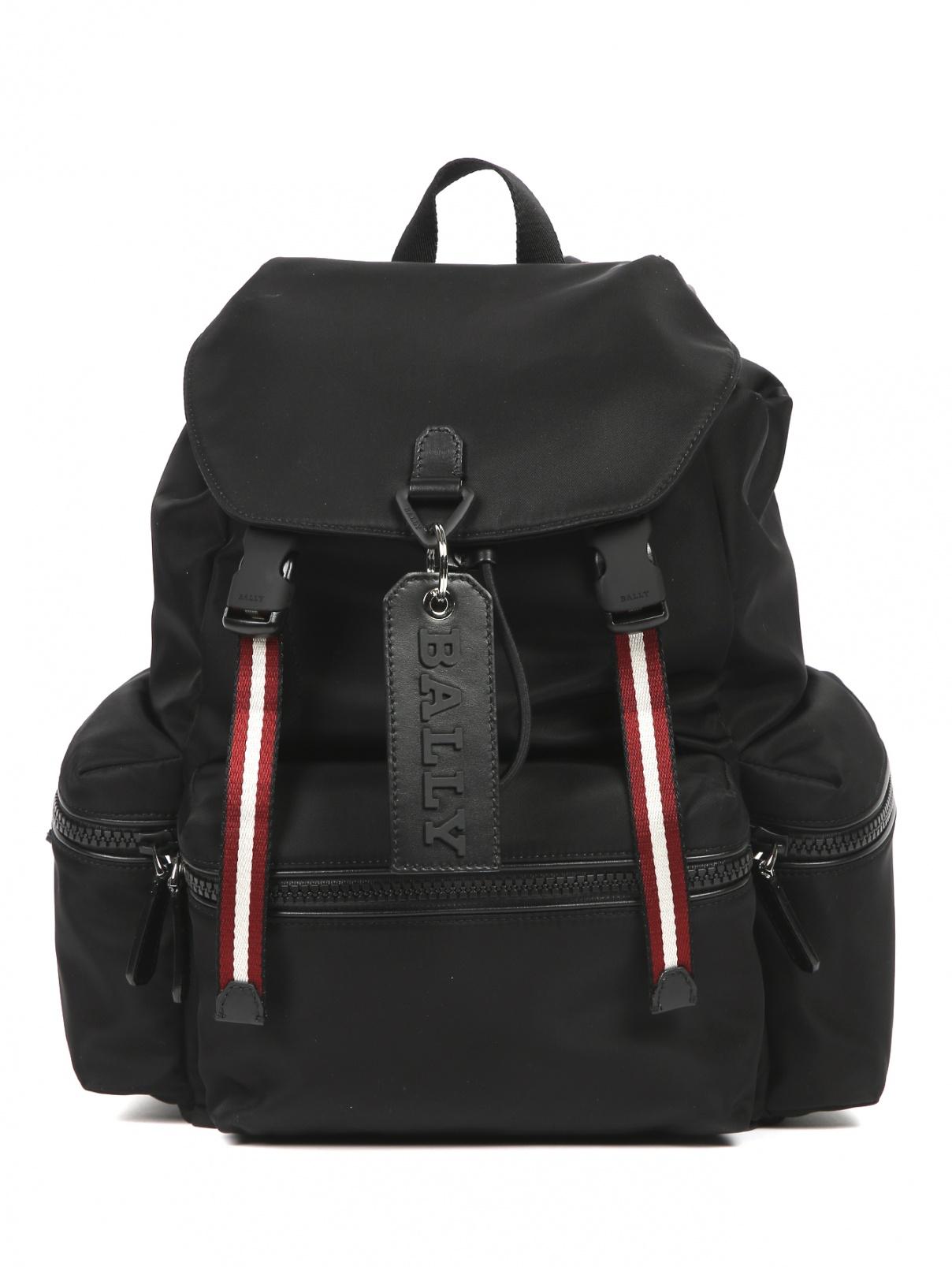 Рюкзак с контрастными вставками Bally  –  Общий вид