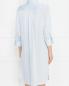 Платье-рубашка из шелка Maison Martin Margiela  –  Модель Верх-Низ1