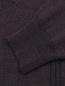 Джемпер из шерсти на молнии Kangra Cashmere  –  Деталь1