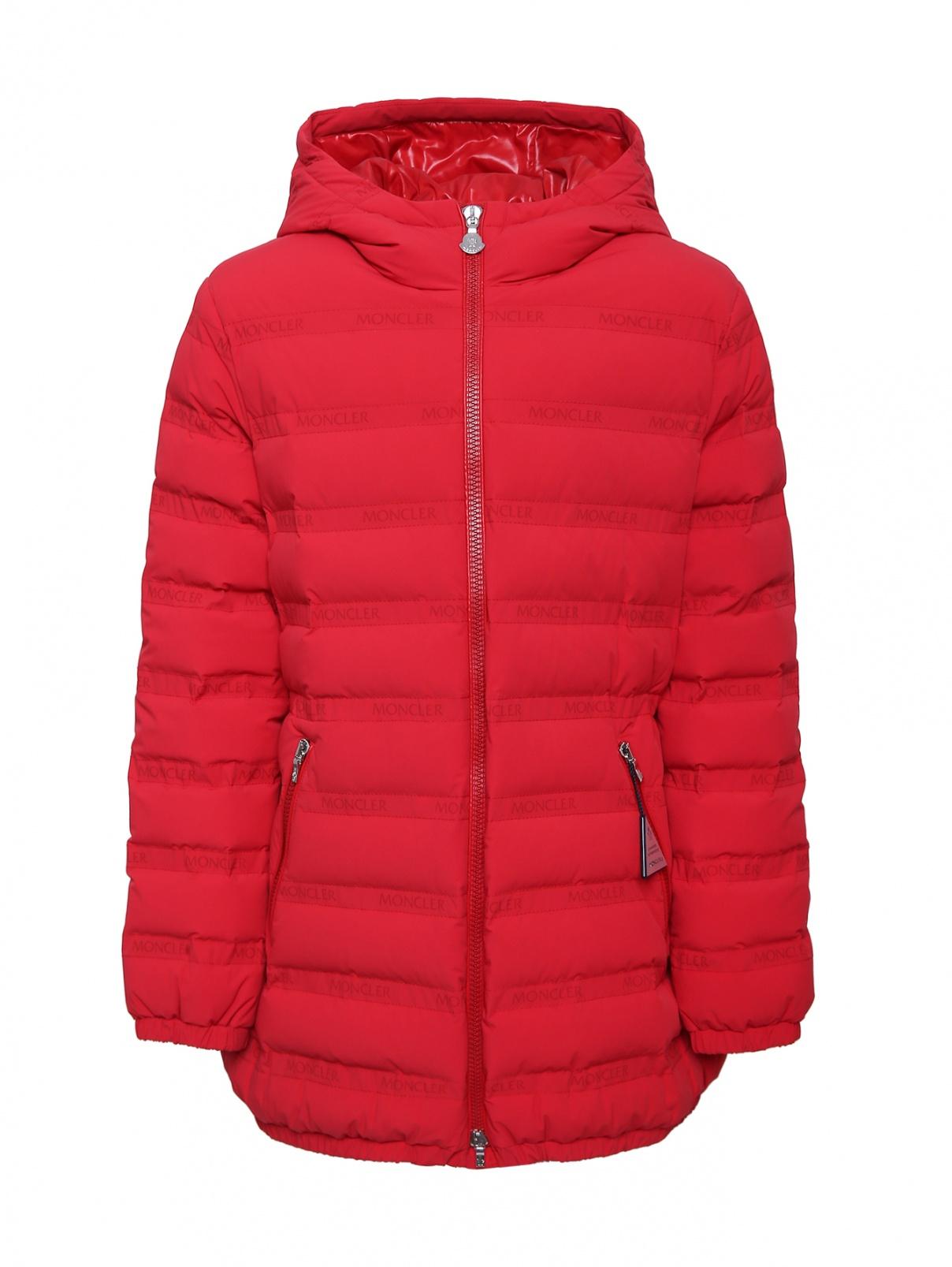Куртка утепленная стеганая Moncler  –  Общий вид