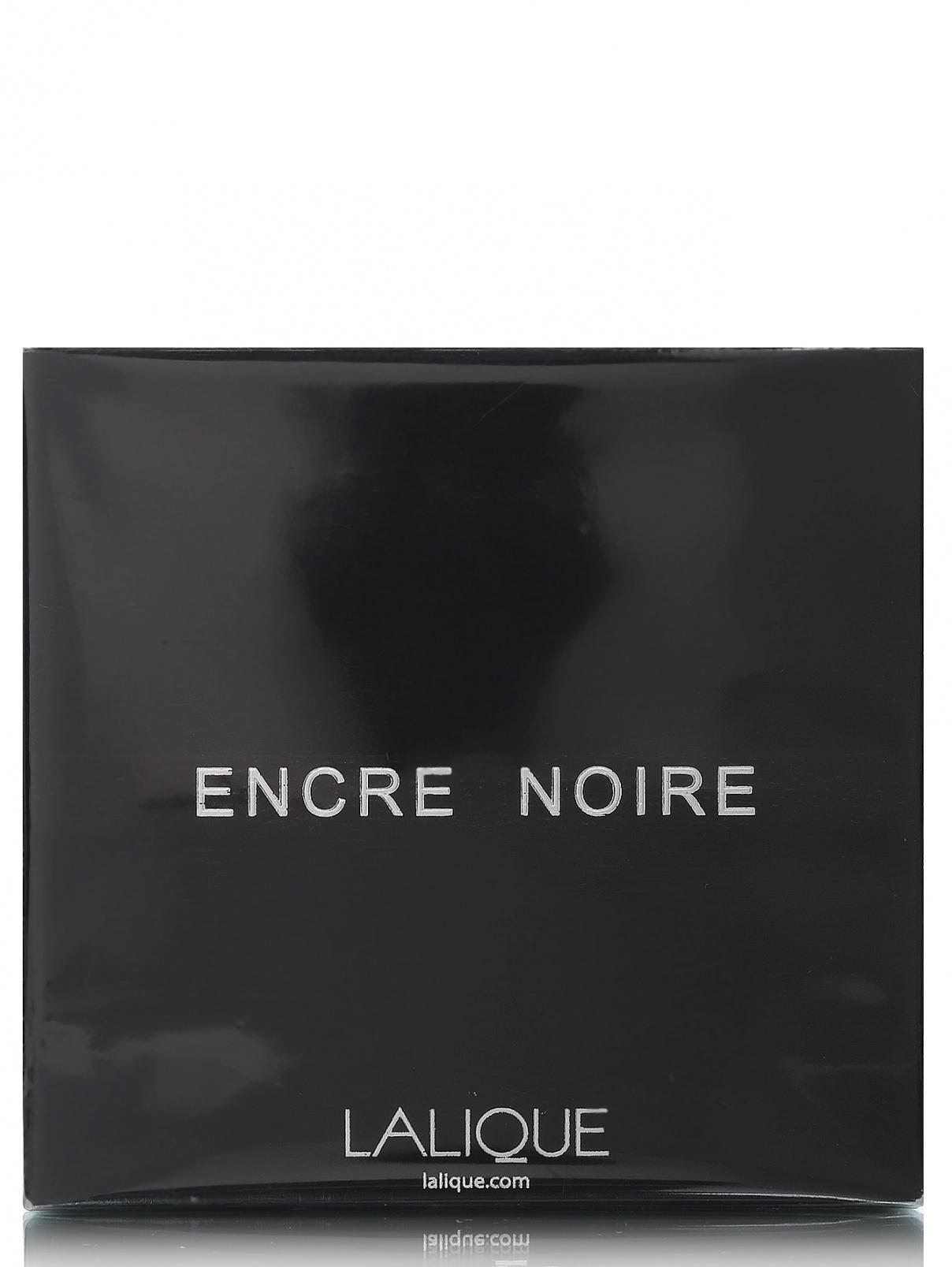 Туалетная вода - Lalique Encre Noire, 100ml Lalique  –  Модель Общий вид
