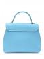 Кожаная сумка с металлической фурнитурой Coccinelle  –  Обтравка2