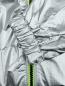Куртка ветрозащитная из ткани с эффеком металлик Diesel  –  Деталь1