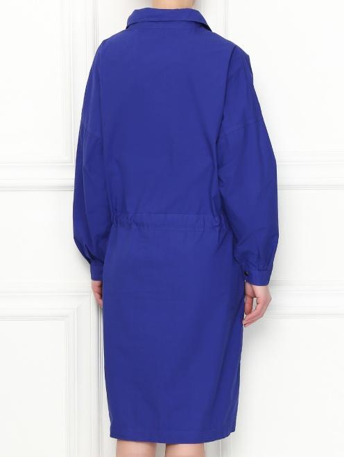 Платье из хлопка асимметричного кроя CLOSED - МодельВерхНиз1