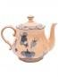 Чайник из фарфора с узором Richard Ginori 1735  –  Обтравка2