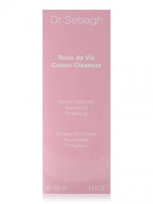 "Крем ""Роза Жизни"" - Rose de Vie Cream Cleanser, 100ml Dr.Sebagh - Общий вид"