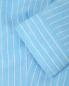 Блуза из льна в полоску Brooks Brothers  –  Деталь1