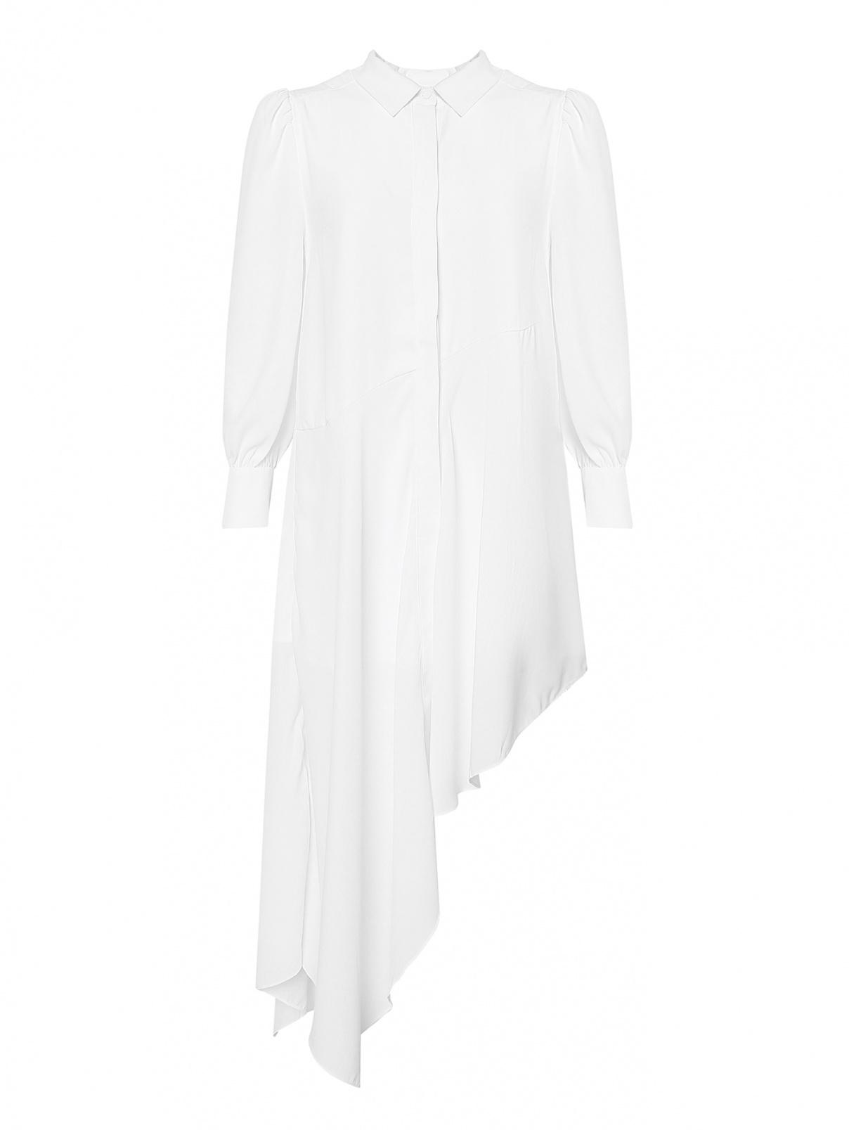 Платье-рубашка, асимметричное Elliatt  –  Общий вид