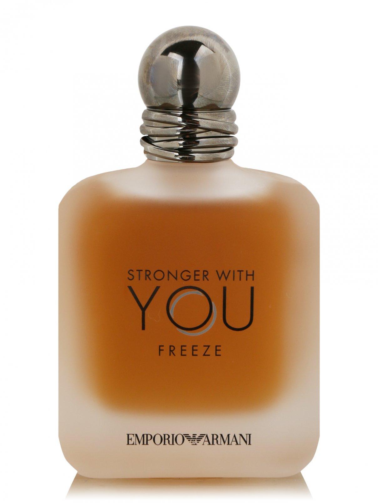 Туалетная вода 100 мл Emporio Armani Stronger with you Freeze Giorgio Armani  –  Общий вид