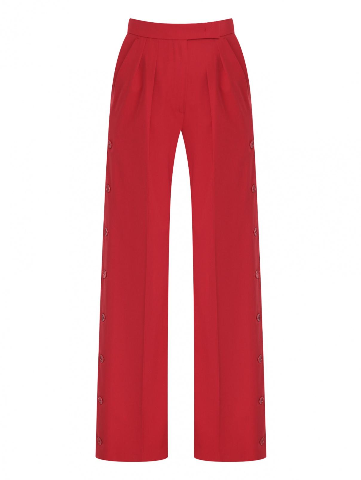 Широкие брюки из шерсти Max Mara  –  Общий вид