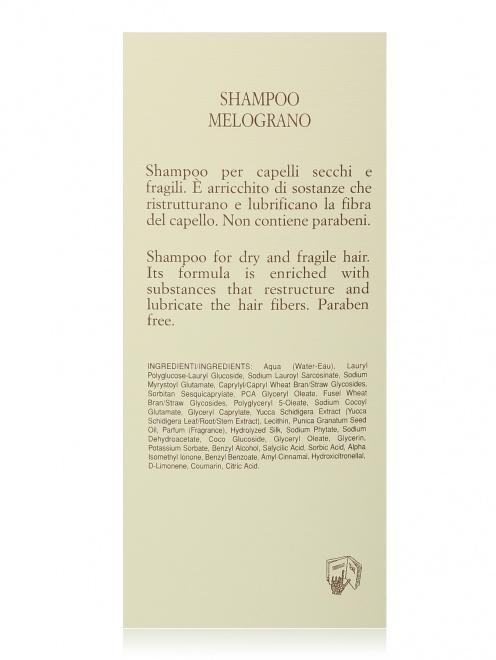 Гранатовый шампунь 250 мл Hair Care Santa Maria Novella - Обтравка2